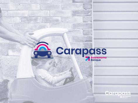 Carapass logo design
