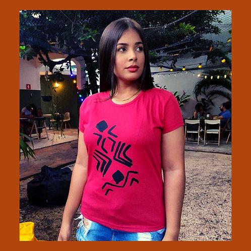 Camiseta Feminina Platô do Talhado V