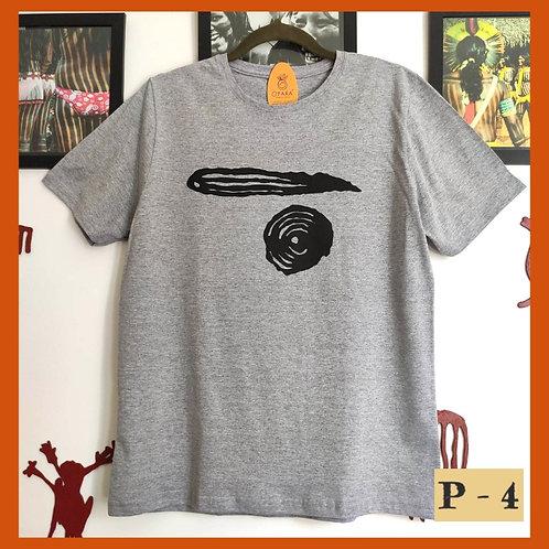 Camiseta Tradicional (P) - 40% Saldo!