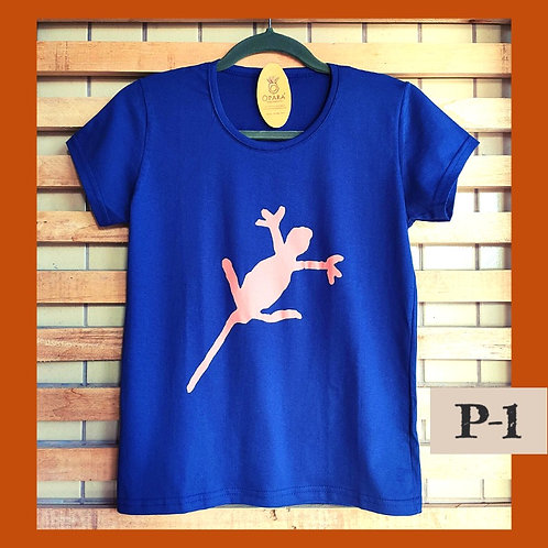 Camiseta Baby Look (P, G e GG) - 40% Saldo!