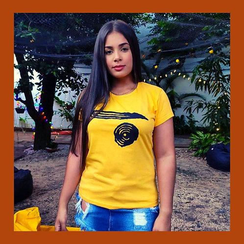 Camiseta Feminina Lagoa da Pedra