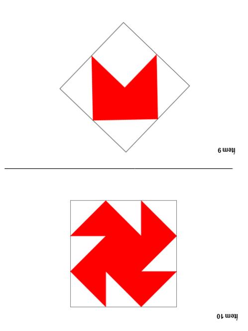 Tarjetas cubos y balanzas WISC-V