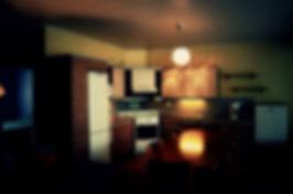 Paritalohuoneisto keittiö