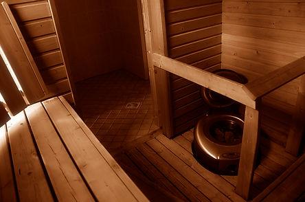 Paritalohuoneisto sauna
