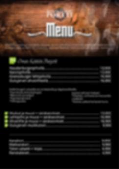 Manamansalon portin menu
