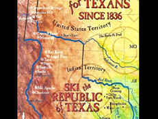 "And This is Why In Texas the 1836 Boundaries are Referred to as ""The Good Ol' Days"""