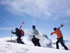 THE BEST SKI RESORTS FOR TEXAS SKIERS