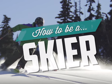 How To Be a Skier - LOL! #skiing#snowboarding#DFW#Dallas