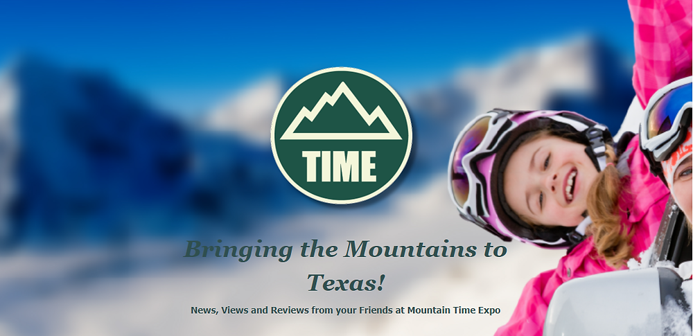 News, Views and Reviews from your Friends at Mountain Time Expo
