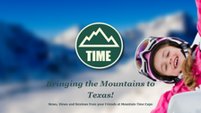 MOUNTAIN TIME Newsletter, Vol 1, Issue #3