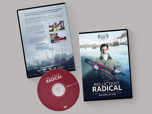 The Reluctant Radical DVD