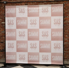 Red Carpet Step and Repeat