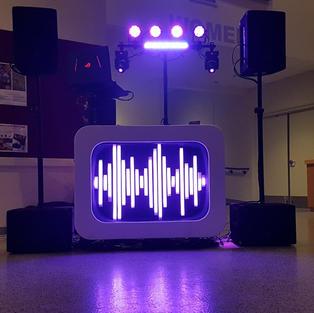 Premium DJ Stand