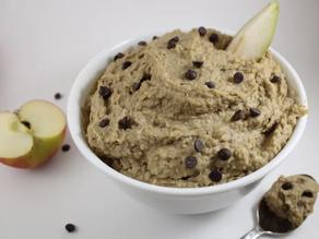 School-safe Cookie Dough Hummus