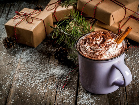 Healthy Instant Hot Chocolate Mix