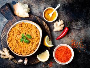 Lentil Comfort Curry