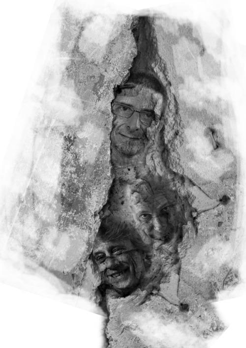 Portrait d'un escalier
