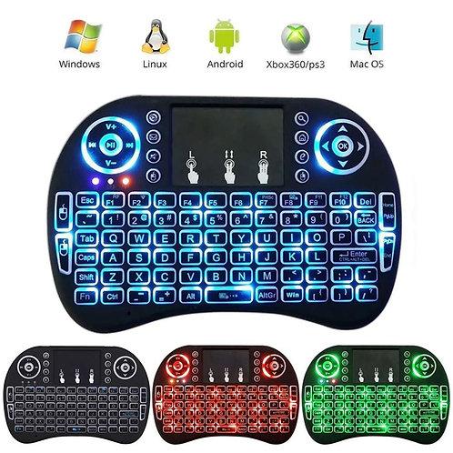 i8 Backlit Mini KeyBoard