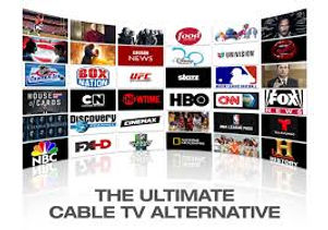 THE ULTIMATE CABLE TV ALTERNATIVE