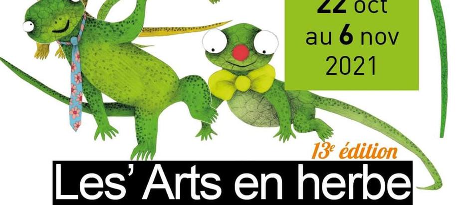 Festival les Arts en herbe