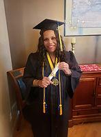 Pastor Michele Casseus 2020 valedictoria