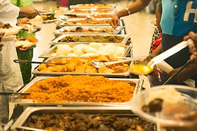 Tasty vibes catering buffet pic paid ist