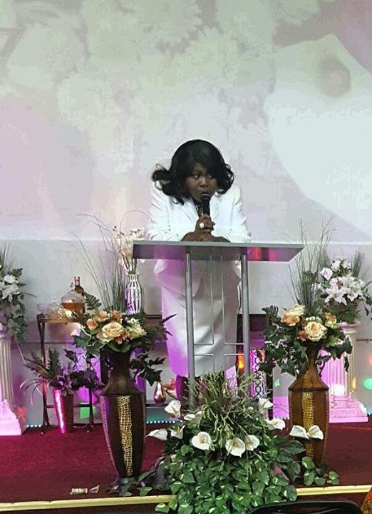 Rev. Rosie @ DCI Fellowship