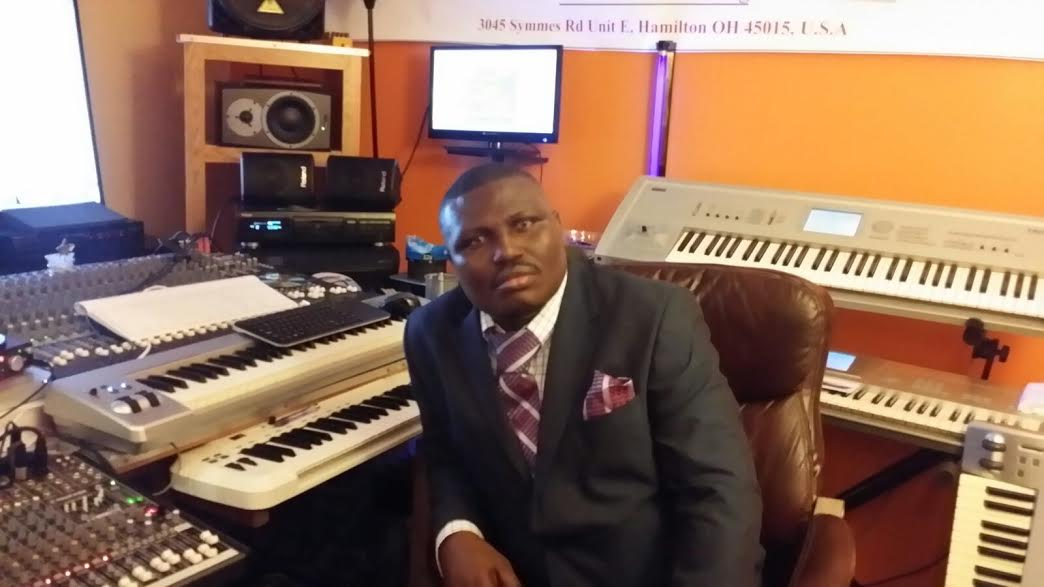 Rev David Mensah Noah studio