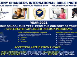 We are doing it again in 2021! We are awarding up to $25,000 in scholarships and sponsorships to !!!
