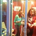 Studio Artiste in session