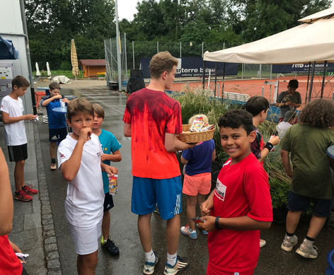 Sommercamp 2 (7.-9. August 2019)