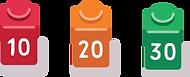 30 Lernbausteine