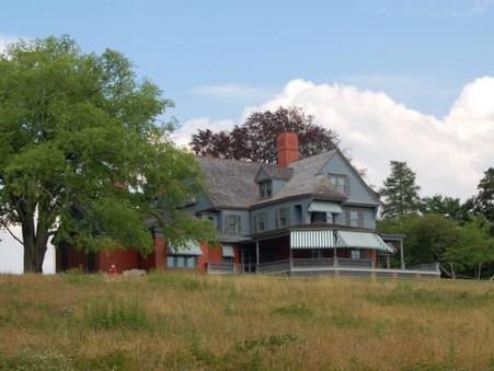 THEODORE ROOSEVELT'S HOUSE