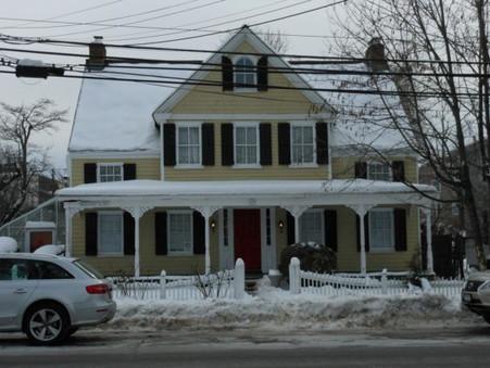 EBENEZER SEELY HOUSE
