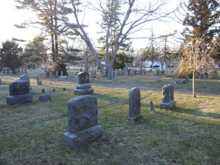 UNION CEMETERY-MIDDLE ISLAND