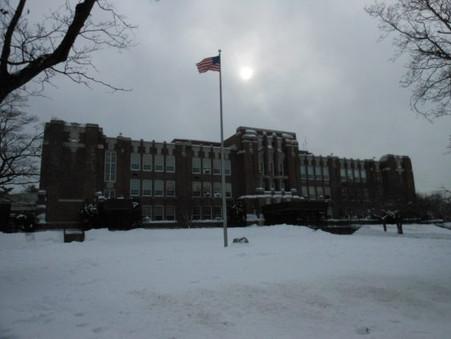 OYSTER BAY HIGH SCHOOL