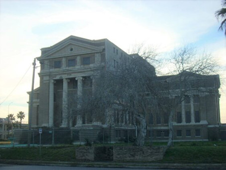 OLD NUECES COUNTY COURTHOUSE