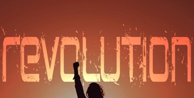 Revolution by H. Van Dulm