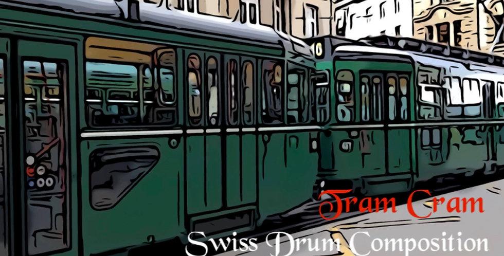 Tram Cram by P. Mason