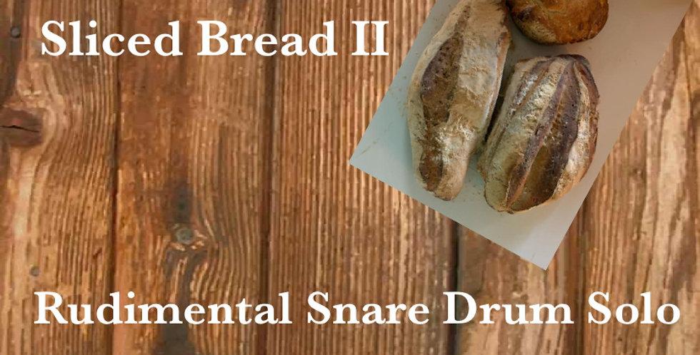 Sliced Bread II by P. Mason