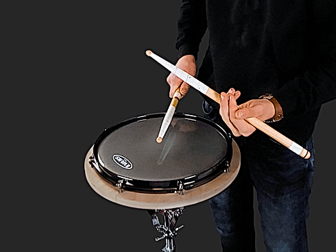 Drum Corps Pad played on grey.png