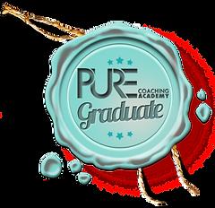 Pure Coaching Academy Graduate Logo.png