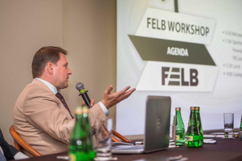 FELB Event in Warsaw 2016
