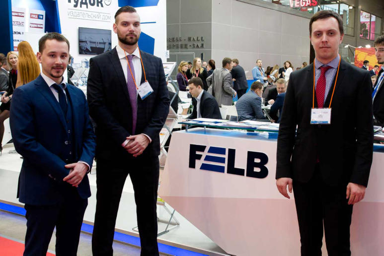 FELB at TransRussia 2016
