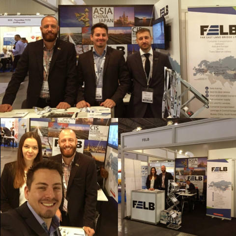 FELB Team at Innotrans