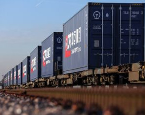 China's Pursuit of Europe Trade Links Powers Freight Rail Surge