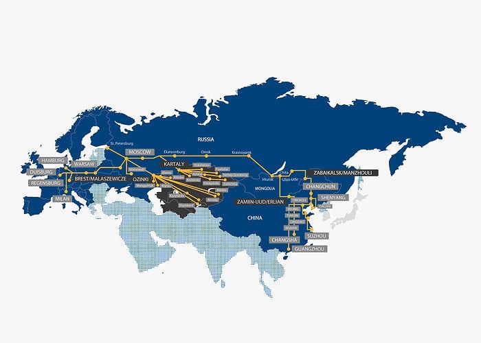 CIS Route map FELB