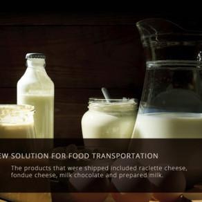 FELB Creates New Solution for Food Transportation