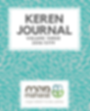 Keren Journal 3 Cover