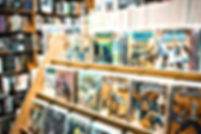 Comic-Bücher